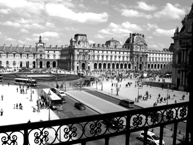 Paris, Louvre (photograph by Johannes Beilharz, 2014)